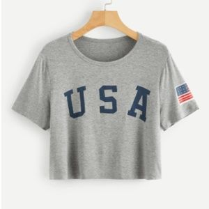 Tops - 🇺🇸🇺🇸 USA T-Shirt 🇺🇸🇺🇸